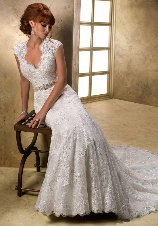 Maggie Sottero Carolina Wedding Dress photo