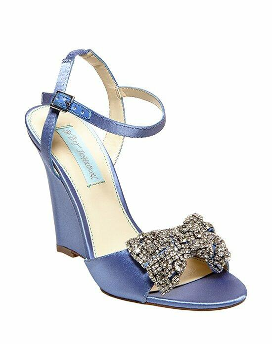Blue by Betsey Johnson SB-Dress- Blue Wedding Shoes photo