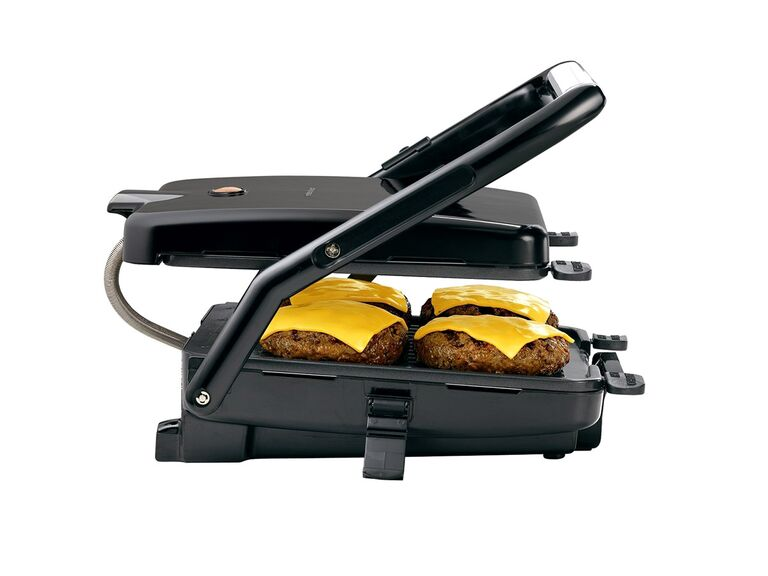 Hamilton Beach 25451 best panini press with removable plates