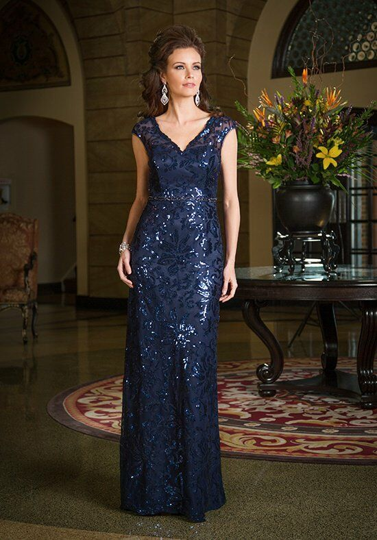 Jade Couture K168063 Mother Of The Bride Dress photo