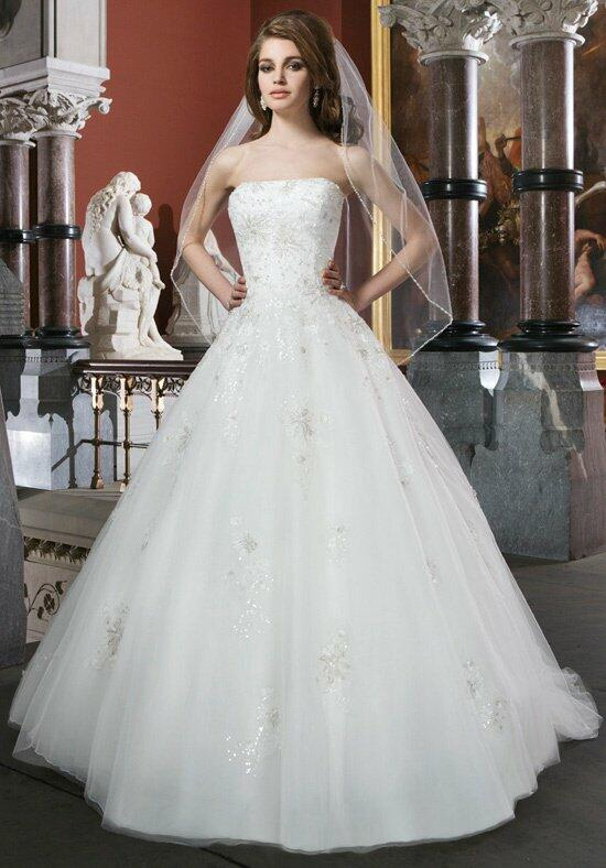 Justin Alexander 8704 Wedding Dress photo