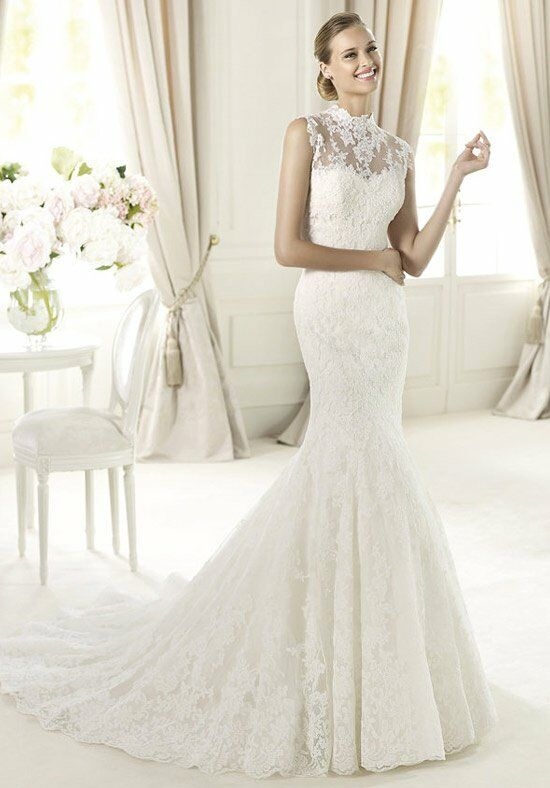 PRONOVIAS UGALDE Wedding Dress photo