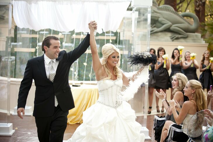 A Four Seasons Las Vegas Wedding In Nevada