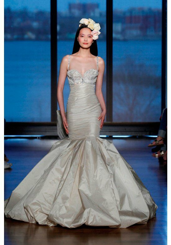 Ines Di Santo Tatiana Wedding Dress photo