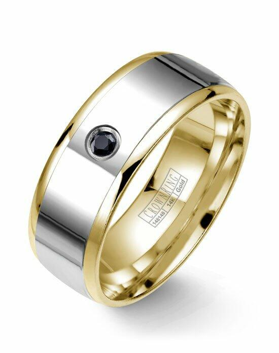 CrownRing WB-7972-M10 Wedding Ring photo