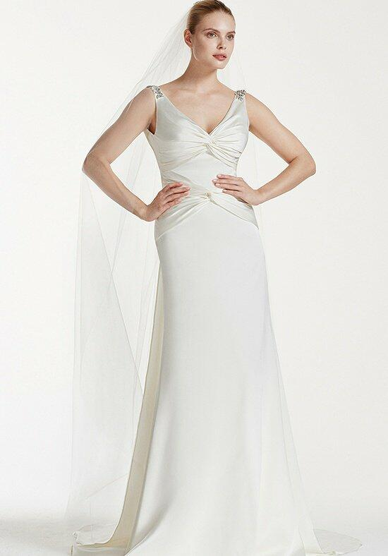 Truly Zac Posen at David's Bridal Truly Zac Posen Style ZP341556 Wedding Dress photo