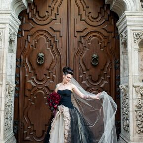 Alternative Fairy Tale Wedding