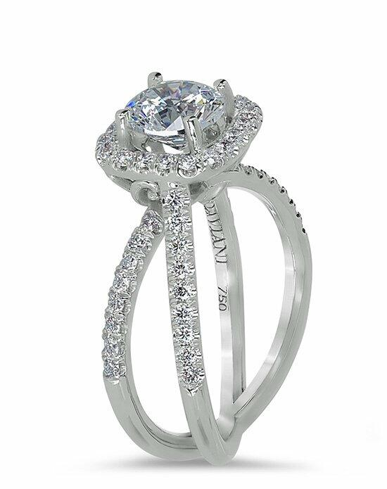 Daviani Love Links Collection DCR1048 Engagement Ring photo