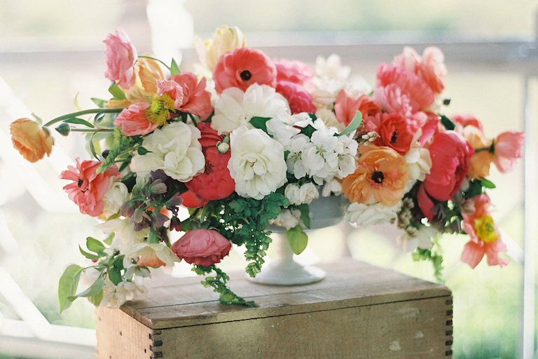 Bouquets and Centerpieces