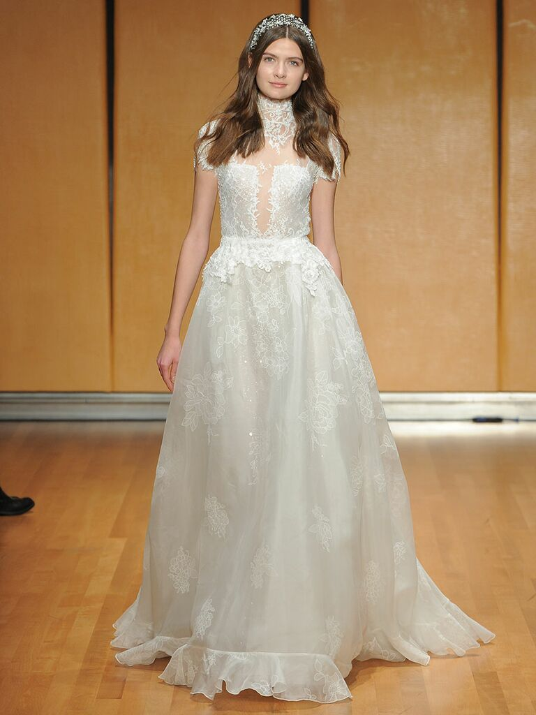 Inbal Dror Fall Collection Bridal Fashion Week Photos