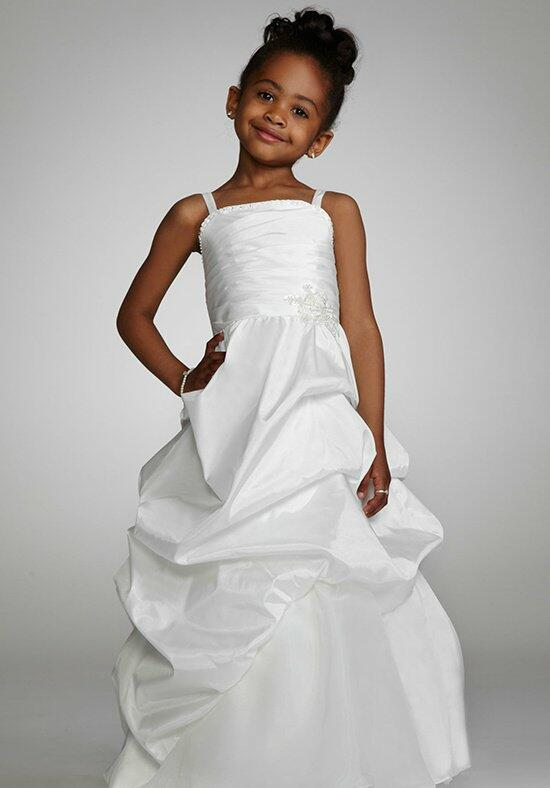 David's Bridal Juniors 173120 Flower Girl Dress photo