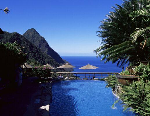 Top destination wedding spots in the world destination wedding ladera soufrire st lucia junglespirit Choice Image