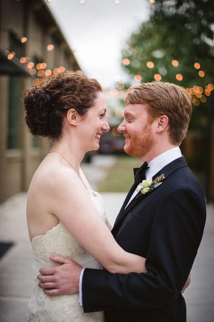 A Playful Glam Wedding At Puritan Mill In Atlanta Georgia