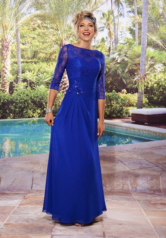 Beautiful Mothers by Mary's M2495 Mother Of The Bride Dress photo