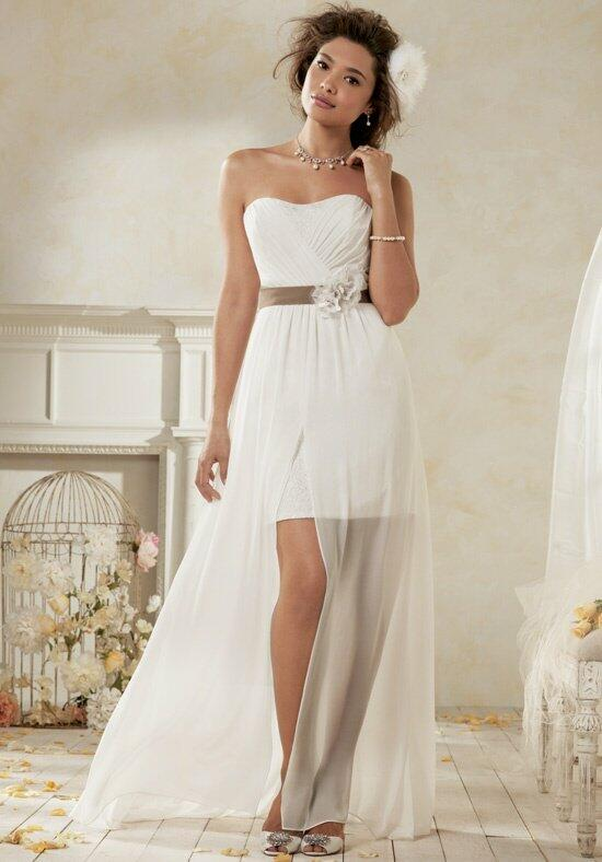 Modern Vintage by Alfred Angelo 8529 Wedding Dress photo