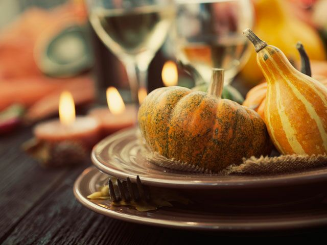 Centerpiece Ideas for Thanksgiving