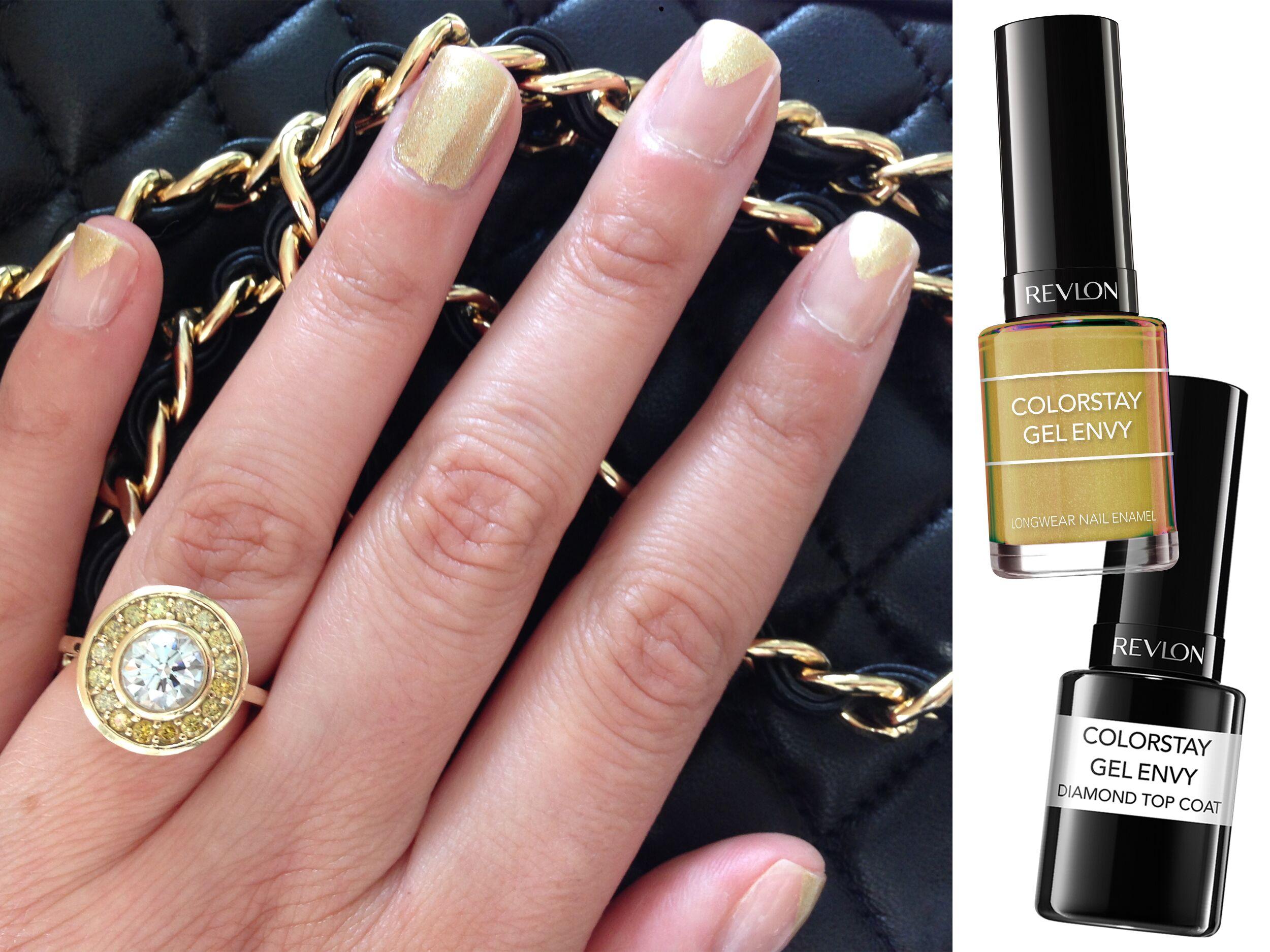 Engagement Manicure Inspiration