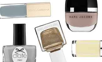 Nail Polishes That Look Bridal — But Aren't Blush / TheKnot.com