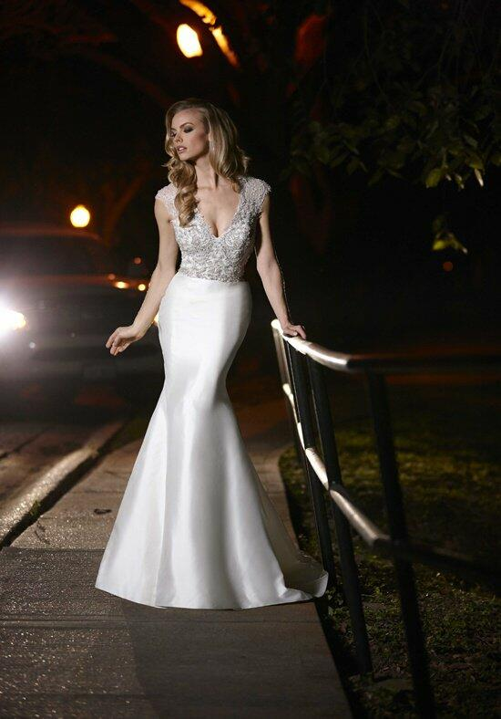 Simone Carvalli 90245 Wedding Dress photo