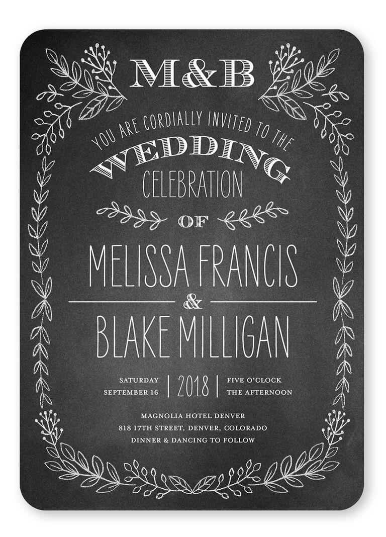 Wedding Invitations From Shutterfly