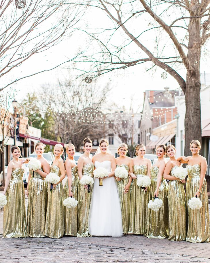New Years Day Wedding Ideas: An Urban-Meets-Great Gatsby New Year's Eve Wedding At