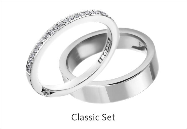 And The Dream Wedding Ring Style Is