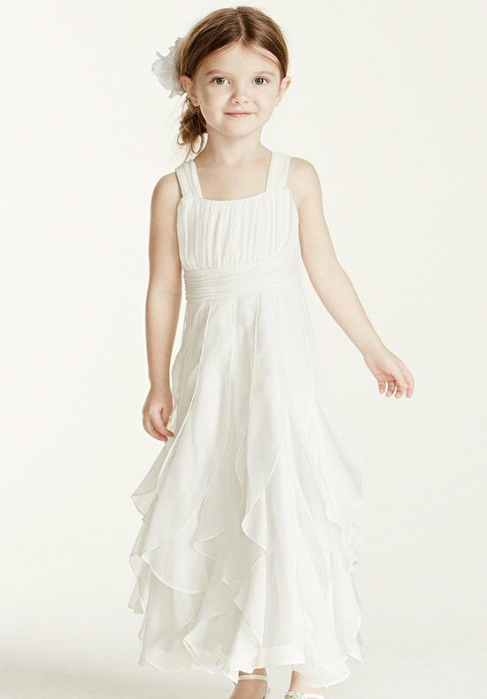 David's Bridal Juniors FG3218 Flower Girl Dress photo