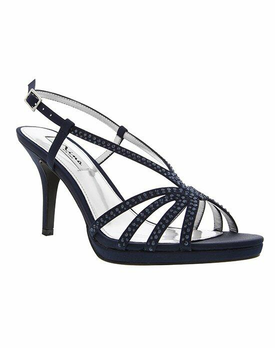 Nina Bridal BOBBIE_NEW NAVY Wedding Shoes photo