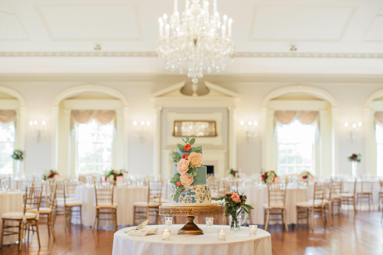 a classic  elegant ballroom celebration at the henry ford