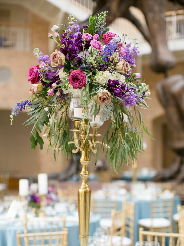 Uncategorized Tall Candle Wedding Centerpieces romantic wedding centerpieces with candles elegant centerpiece tall candle