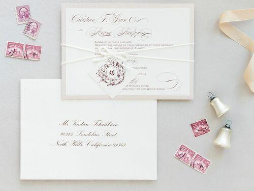Top 10 Wedding Invitation Etiquette Questions