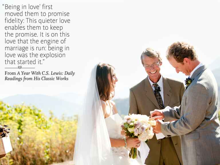 What Is Love Wedding Reading: 44 Ceremony Readings You'll Love