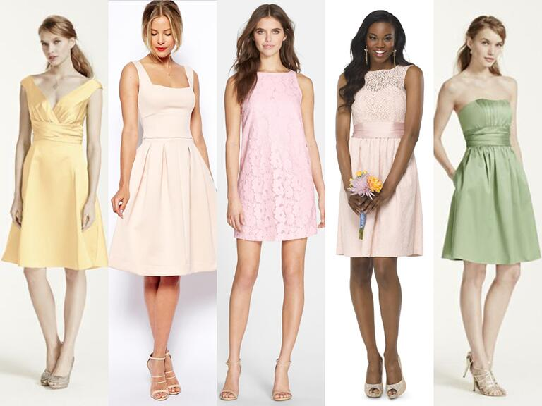 bridesmaid dresses under 80