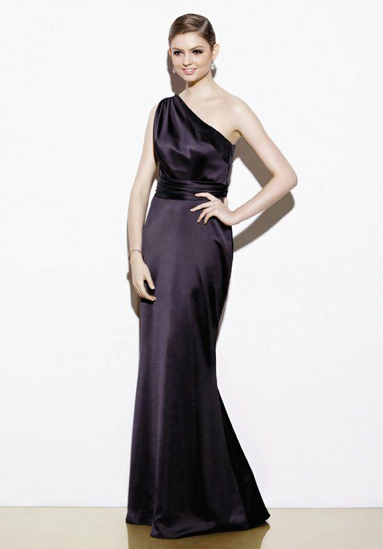 Badgley Mischka BM1L Bridesmaid Dress photo