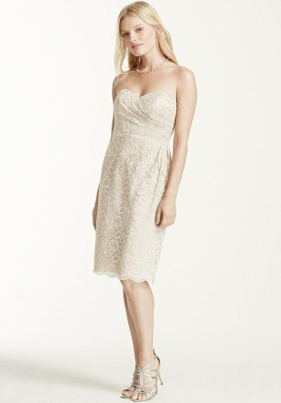 David's Bridal Collection David's Bridal Style F15620M Bridesmaid Dress photo