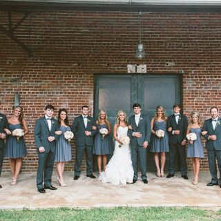 A Romantic Modern Wedding in Jackson