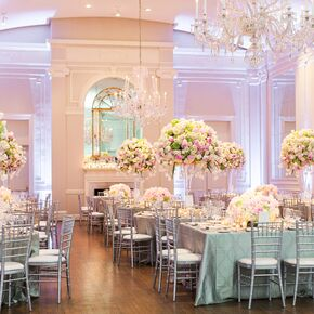 romantic wedding reception - Wedding Decor Ideas