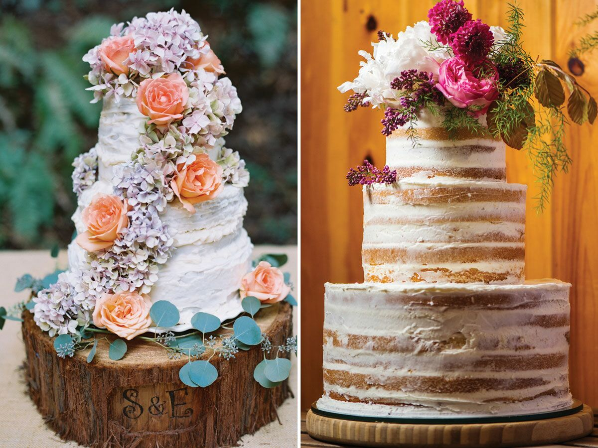 wedding cake ideas rustic rustic wedding cake ideas and inspiration 22934