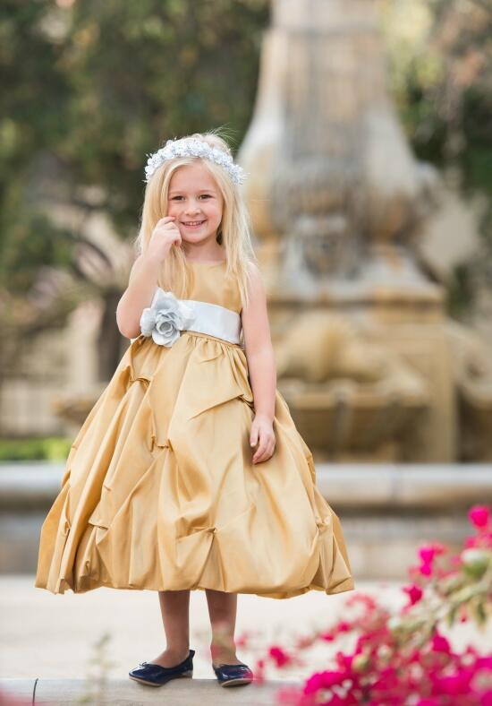 Wallao 1129 Flower Girl Dress photo
