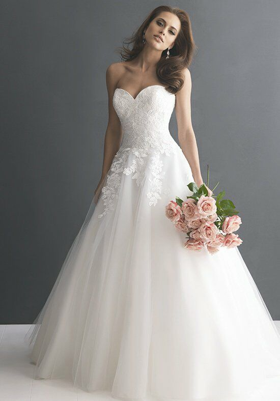 Allure Romance 2657 Wedding Dress photo