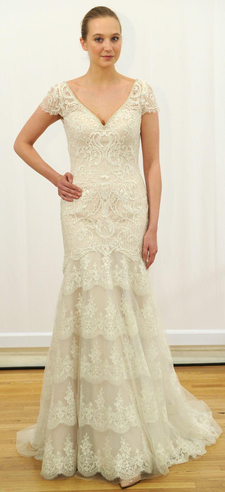 Val Stefani Spring Collection Bridal Fashion Week Photos
