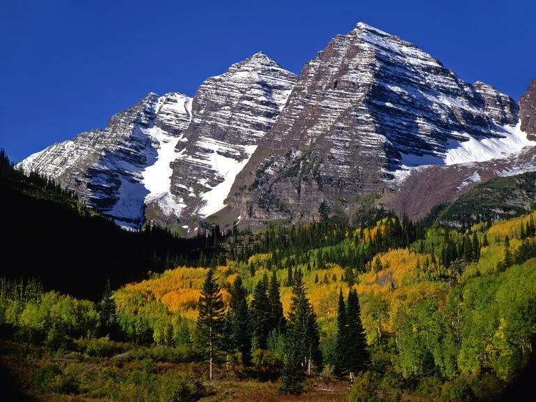 US wedding destination Aspen, Colorado