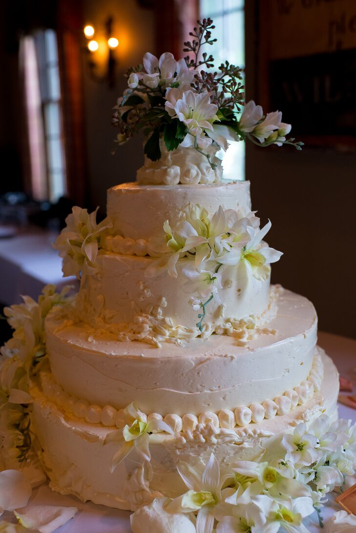ice cream wedding cake nj tiered cheesecake wedding cake 16236