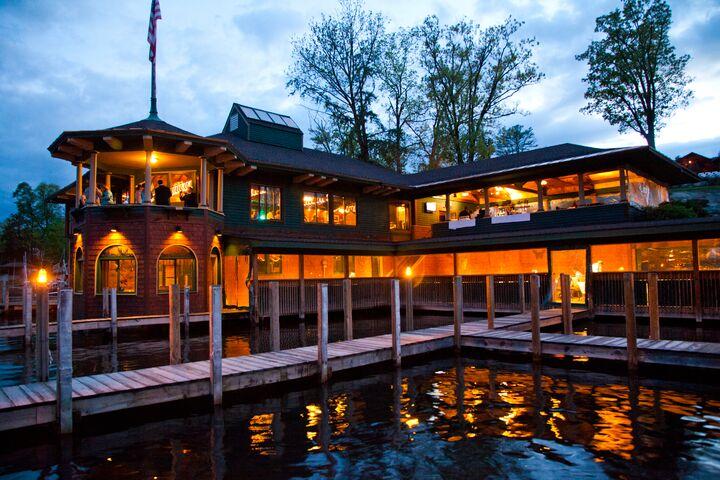 The Boathouse Restaurant Lake George Ny