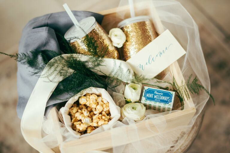 How to Put Together the Perfect Gift Baskets