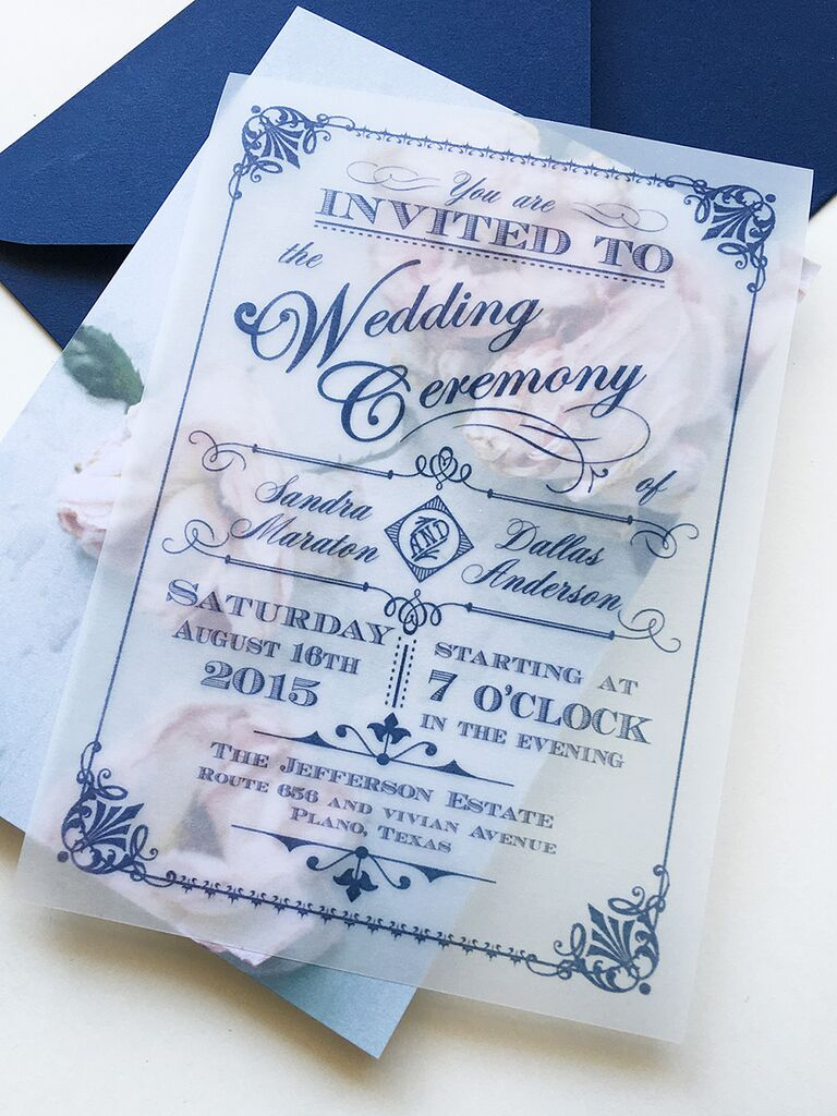 16 printable wedding invitation templates you can diy for Diy printable wedding invitations
