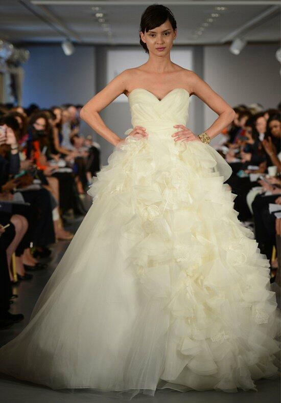 Ines Di Santo Lourdes Wedding Dress photo