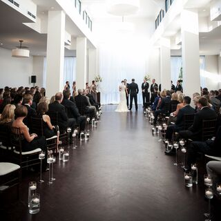 A Chic Modern Wedding in Chicago