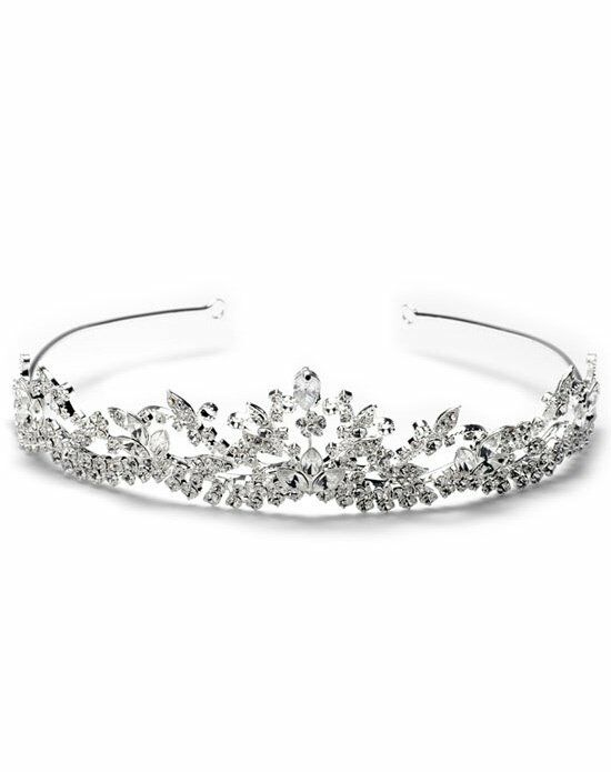 USABride Floral Radiant Tiara TI-3102 Wedding Accessory photo