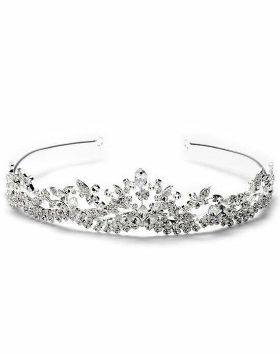 USABride Floral Radiant Tiara TI-3102 Wedding Tiaras photo